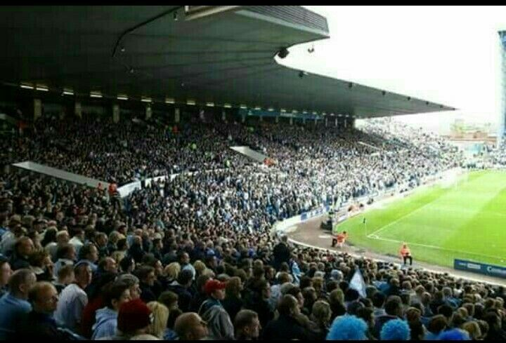 The North Stand Maine Road