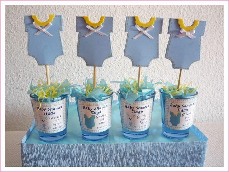 Ideas de manualidades baby shower en goma eva | Manualidades para Baby Shower