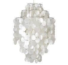 Image result for capiz shell chandelier