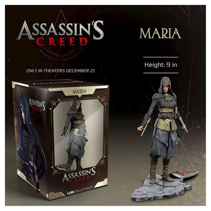 Assassin's Creed Movie - Maria Figurine