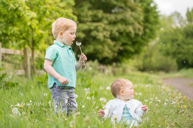 Summer Surrey Family Portraits