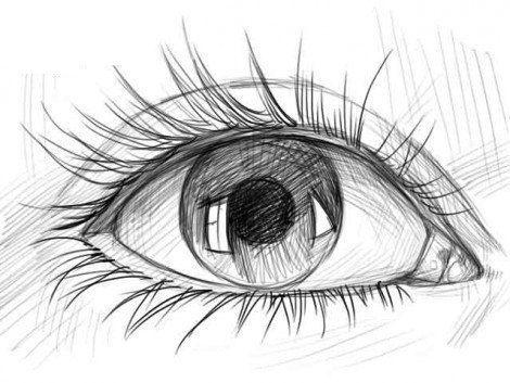 Augen zeichnen für Anfänger – Jennifer Hughes