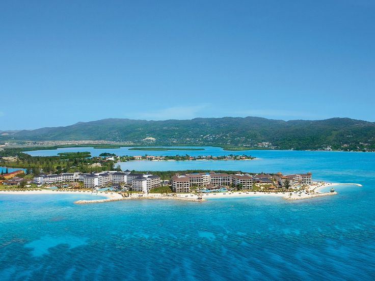 Montego Bay Jamaica Resorts | Secrets St. James Montego Bay: Jamaica Resort : Condé Nast Traveler
