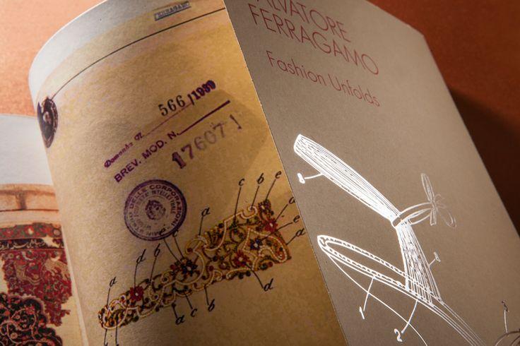 Fashion Unfolds Collection - Salvatore Ferragamo