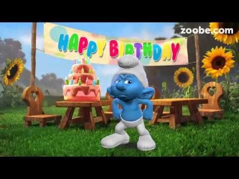 Zoobe Bunny bringt verspätete Geburtstagswünsche - YouTube