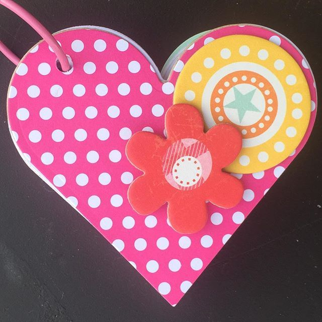 """I added """"Notebooks made with recycled copy paper."""" to an #inlinkz linkup!http://playasugo.blogspot.com/2015/07/dotty-day-notebooks.html"""