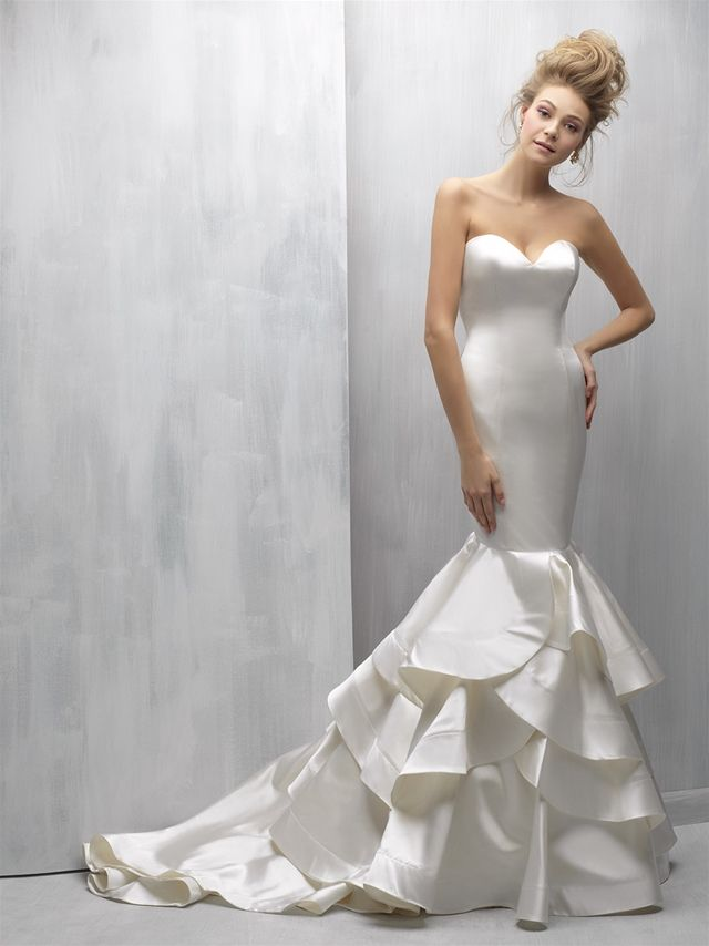 New Allure Madison James MJ Now Found at New York Bride u Groom in NC Bridal BoutiqueDesigner