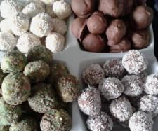 Milk Chocolate Tim Tam Truffles by biancawoodhouse - | Thermomix Homemade Christmas Gifts