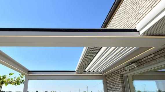 B600 Outdoor Living Pod Brustor In 2020 Pergola On The Roof Outdoor Pergola Pergola Plans Design