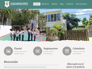 Colegio Santiago Apóstol. Colegios en Santiago de Republica Dominicana. Livio.com
