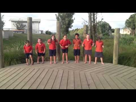 Head Shoulders, Knees and Toes In Maori