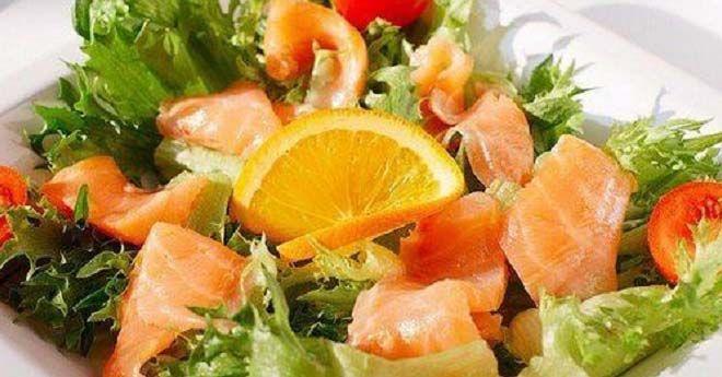 8 салатов без майонеза