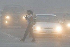 Administratia Nationala de Meteorologie (ANM) a emis o avertizare cod galben de ceata, duminica, pentru mai multe zone din tara, Capitala si zece judete fiind vizate direct. Intre orele 07:00 si 10:0