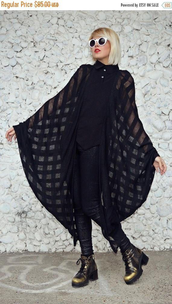 SALE Batwing Top Black Sheer Blouse Black Wing Sleeve https://www.etsy.com/listing/495149543/sale-batwing-top-black-sheer-blouse?utm_campaign=crowdfire&utm_content=crowdfire&utm_medium=social&utm_source=pinterest