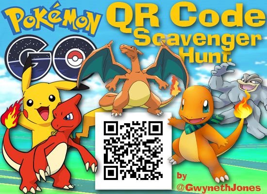 Capitalizing on the engagement of the PokemonGo App game, students will use digital devices and QR Codes to explore the Library Media Center and discover important sections, features, and resources and reveal hidden and very rare Pokémon.