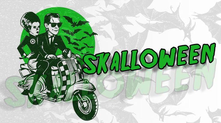 skalloween - playlist de halloween só com ska