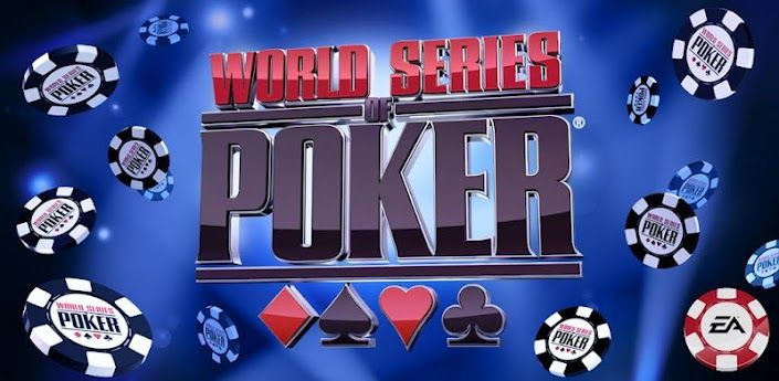 APP: World Series of Poker for Android and iOS now available! woop!