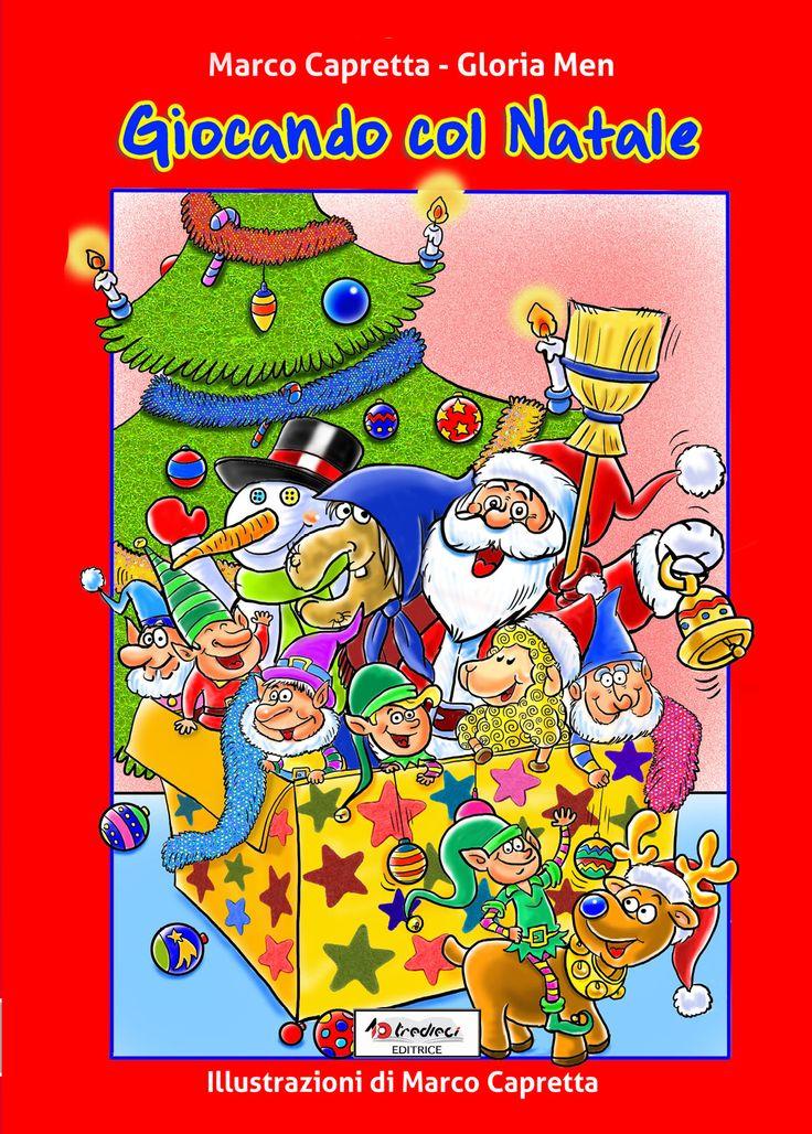 Cosa succede, da secoli e secoli,  il giorno di Natale?  Ma lo sanno tutti, nasce Gesù Bambino.  E allora la pecorella Lella e il pastore Gerolino corrono anche loro, inseguendo la via indicata dalla stella cometa, fino alla capanna di Gesù.