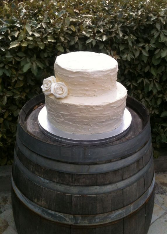https://www.facebook.com/artcakeskefalonia Rustic Wedding Cake,