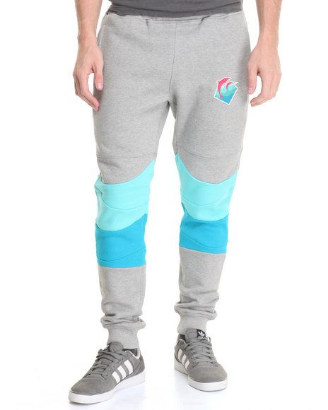 Pink dolphin anchor pants