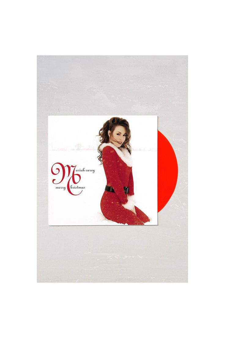 Shop Mariah Carey - Merry Christmas LP at Urban Outfitters today. We carry all the latest styles, colors and brands for you to choose from right here.