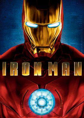"Check out ""Iron Man"" on Netflix"