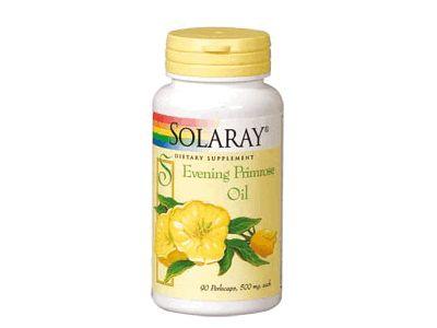 Onagra Evening Primrose Oil Solaray ayuda  a reducir los niveles de colesterol, sin provocar efectos secundarios.  Ayuda en el apoyo del  tratamiento de la diabetes, ayudando a mantener en niveles estables y optimos la insulina y previene los efectos secundarios de la diavetes en el sistema nervioso,   Te ayuda a mejorar nuestro sistema inmune.