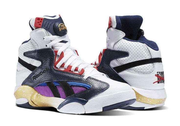 "The Reebok ""Shaq Attaq"" Revisits the Time When the Olympics Snubbed Shaquille O'Neal"