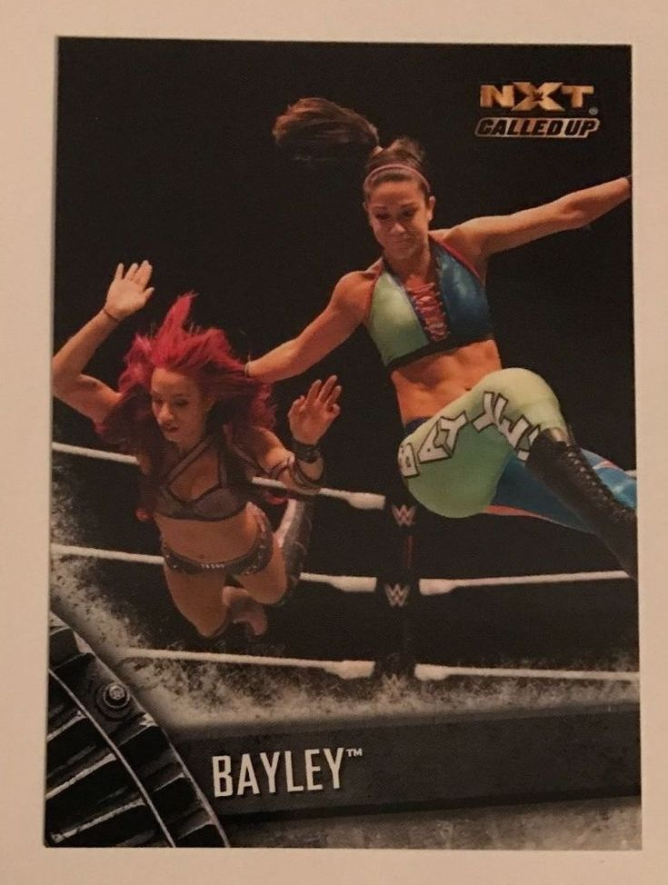 2016 Topps WWE NXT Bayley Base Called Up #50 - http://bestsellerlist.co.uk/2016-topps-wwe-nxt-bayley-base-called-up-50/