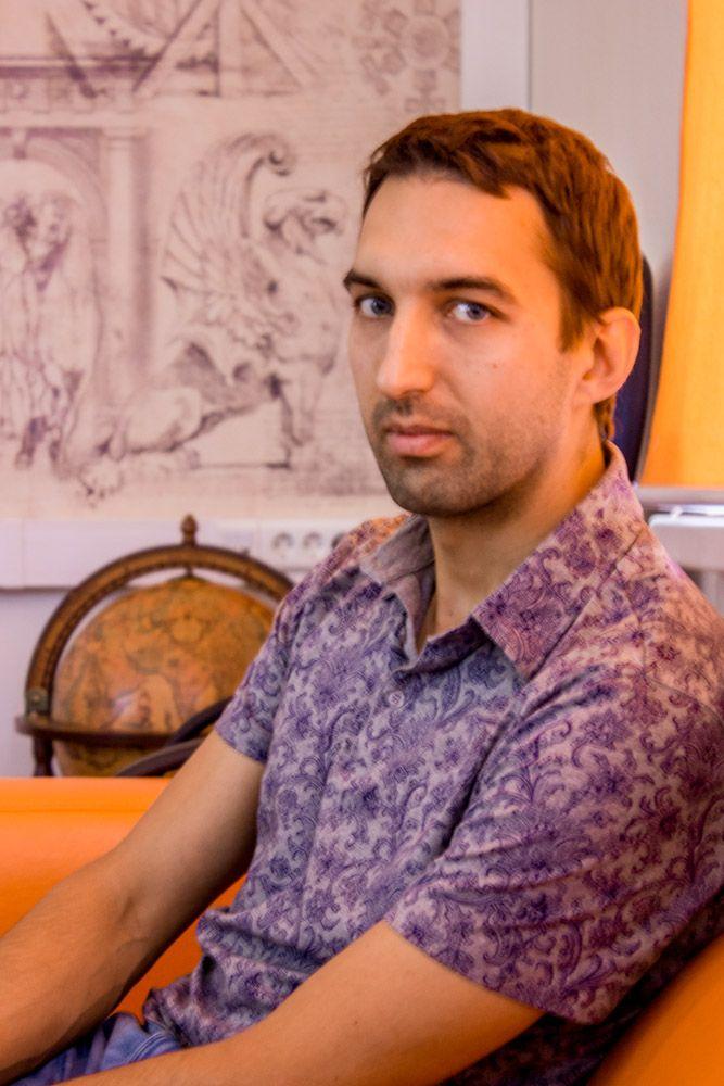 "Кирилл Рожковский (WapStat, OmyConf) на записи ""Метрики""."