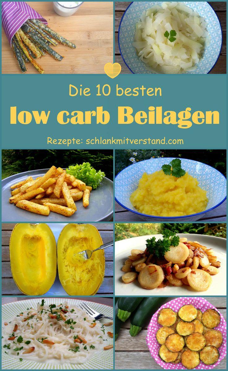 Die 10 besten low carb Beilagen Oft werde ich gefragt was ich im Rahmen meiner low carb Ernährungsform zu meinem Fischfilet oder meinem Steak u.s.w. als Beilage esse. Stark kohlenhydrathaltige Lebe…