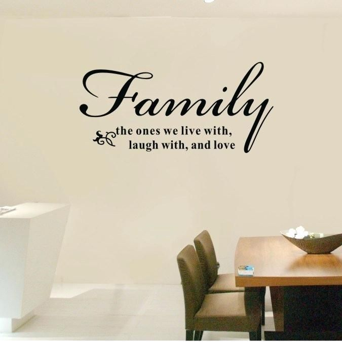 Best Wall Decal Quotes For Living Room Topdekoration Com Vinyl Wall Decal Quote Family Wall Decals Living Room Quotes