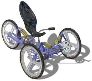 A website that has free CAD software for designing different types of bicycle. Thanks for coming into my life when I'm about to enter an E-Bike competition next month.