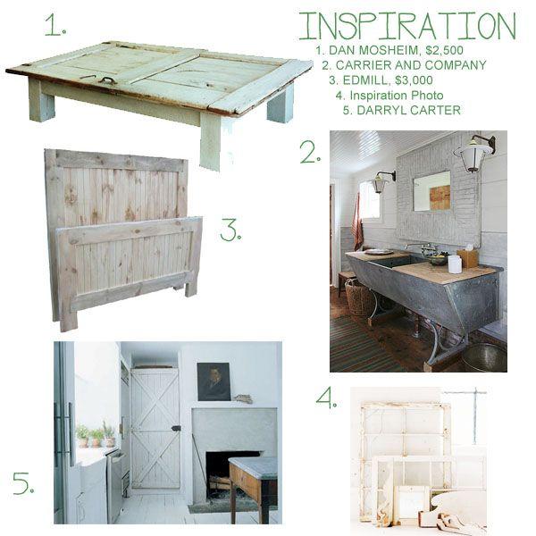 Best 25 barn door tables ideas on pinterest farmhouse for Barn wood salvage companies
