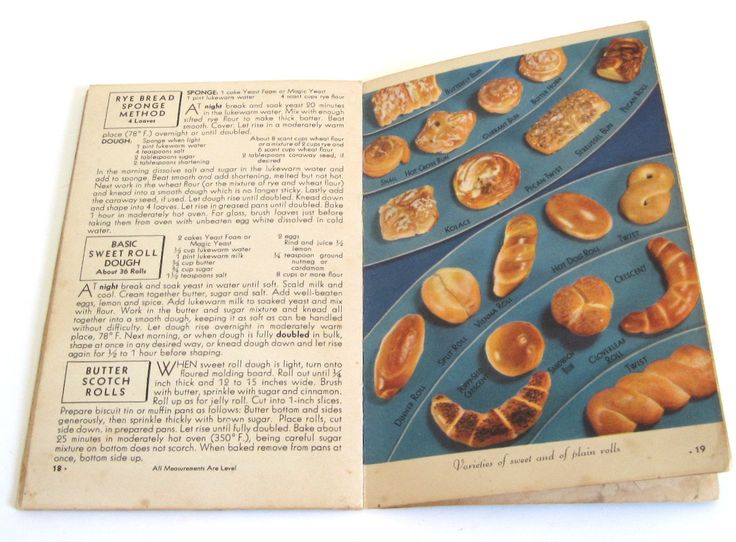 """New to LaurasLastDitch on Etsy: Bread Baking Cookbook """"The Art of Making Bread at Home"""" Northwestern Yeast Co 1930s Antique Recipe Booklet (8.99 USD)"""