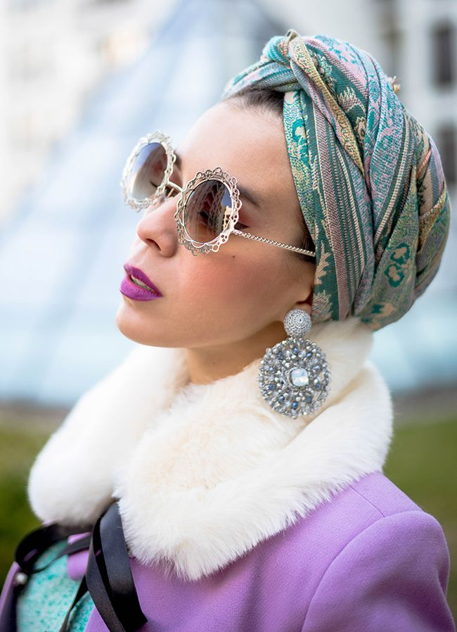 Bad hair day -- what's that? Make hair scarves your fuss-free summer accessory