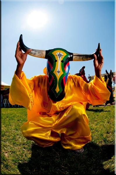 Torito Carnaval de Barranquilla #SomosTurismo