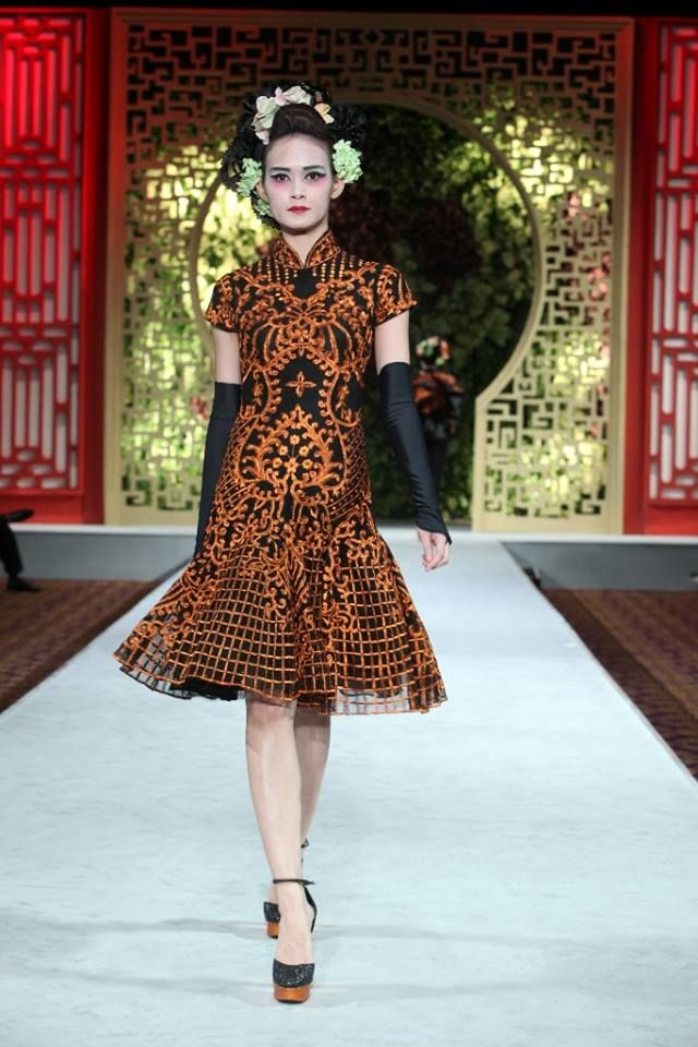 LE JARDIN CHOIS #fashion #designer #couture