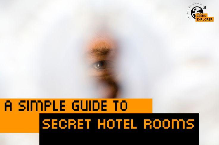 Do you know how to book a secret hotel room?