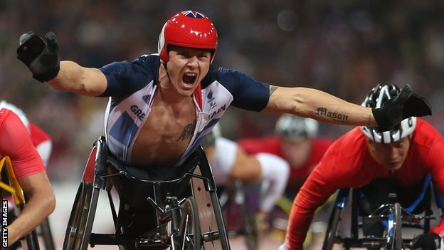 David Weir not ruling out competing at Rio Paralympics