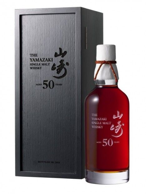 50-year-old whisky