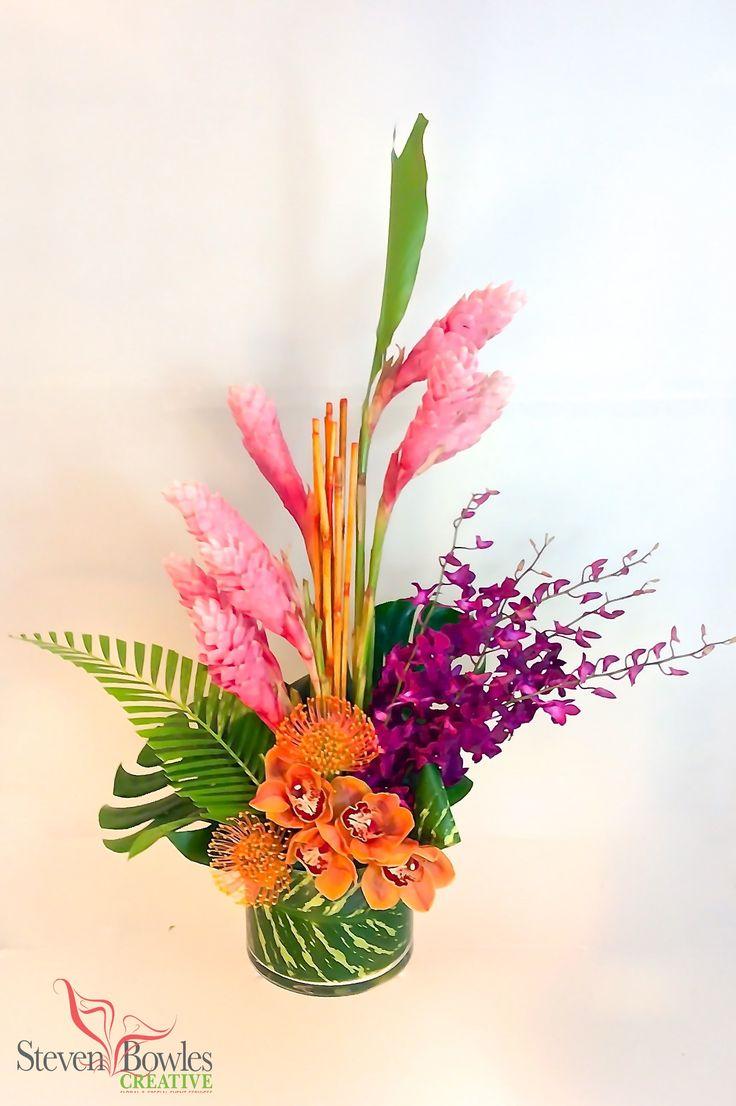 Floral Arrangements best 20+ tropical floral arrangements ideas on pinterest