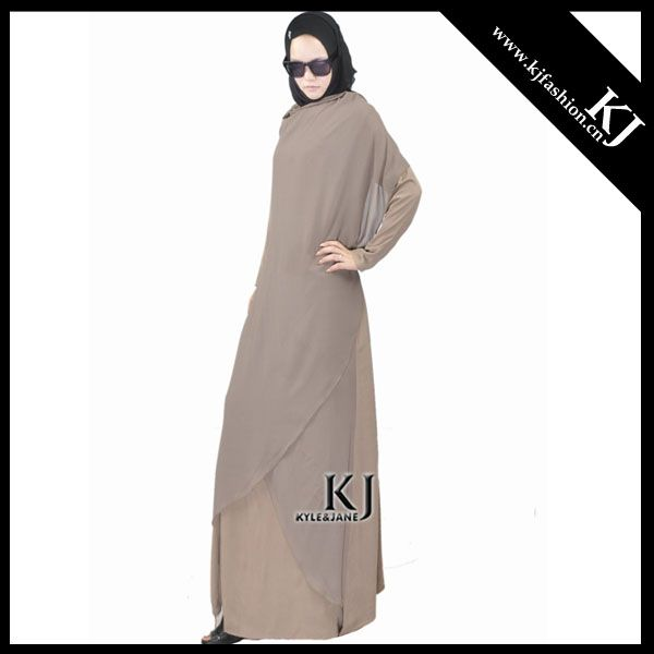 KJ-20150909  women fashion muslim butterfly abaya for UK