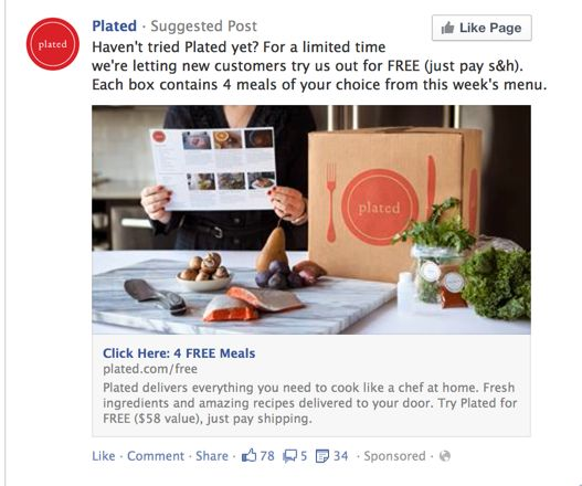 how to find sponsored ads on facebook
