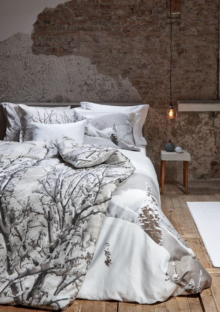 Woontrend Warm Grey | Inspiratie | Dekbedovertrekken Winterchill en Broad Daylight | Eijerkamp #interieur #wonen #slapen #woontrends #wooninspiratie