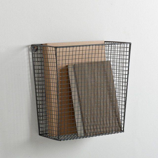 Compre 2 cestos de arrumação em metal, La Redoute Intérieurs. La Redoute na La Redoute. O melhor da moda online.