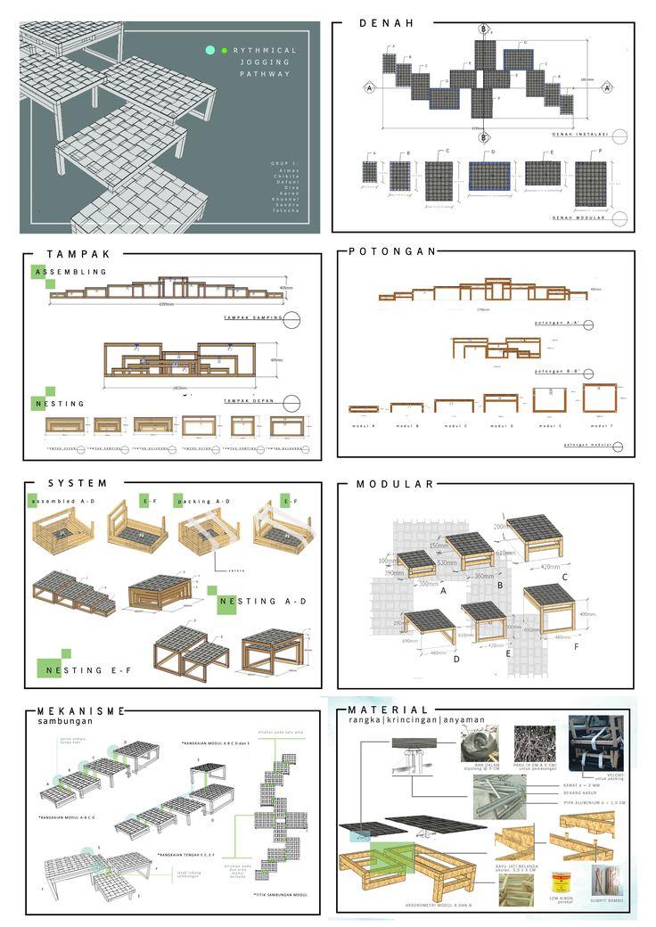 Design Class 3 Project 1 :  Gambar Kerja Instalasi