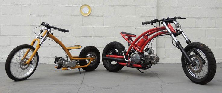 Olha aí uns 4 anos de trabalho e aprendizado. Agora estou no terceiro projeto de uma moto com motor e complexidade bem maior.