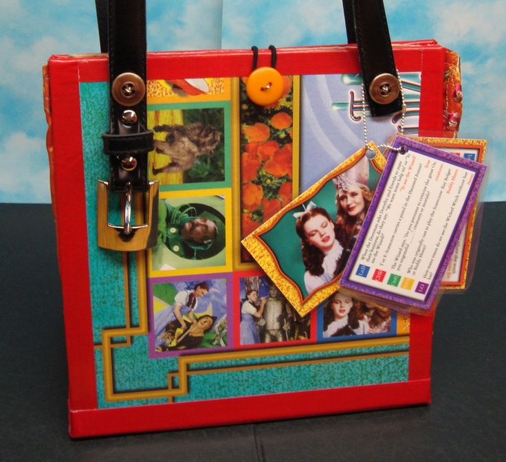 Items Similar To 1947 Birthday Trivia Game: 28 Best Board Game Purse Upcycle From Refunktionjunktion