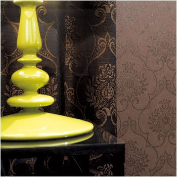 Midnight Wallpaper and Fabric Collection(source Casadeco) Wallpaper Australia / The Ivory Tower